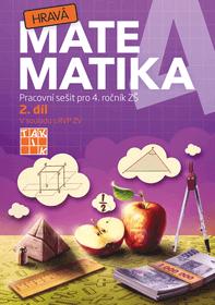 f258aa136 Hravá matematika 4 - pracovní sešit - 2. díl | etaktik.cz